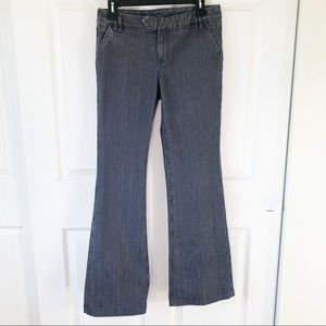 CAbi Jeans Striped Pants Style 658